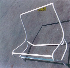 Fiat Jolly Seats Frame